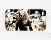 One Man Punch Cell Phone Case - iPhone Case - iPod Touch 5 Case - Samsung Galaxy Case