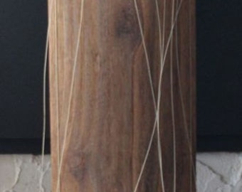 Vintage Koto Japanese musical instrument