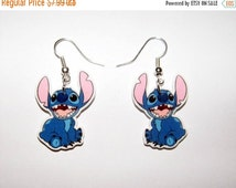 Disney Lilo and Stitch, Stitch earrings