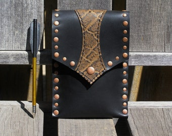 Bolt Quiver/Pouch for Pistol Crossbow- By MYSTIC QUIVERS