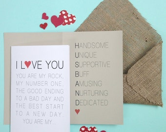 Valentine Card Printable - valentines day card valentine card him valentine card her love card for husband