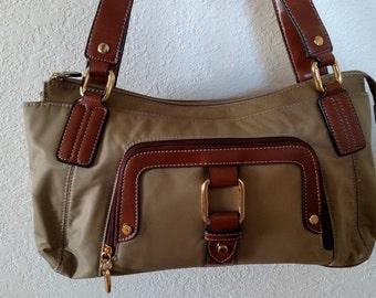 Vintage Liz and Co. purse.  Handbag.