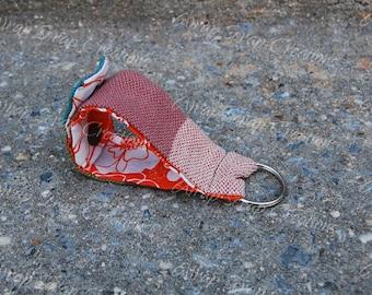 Girasol Petite Wrap Scrap Wristlet