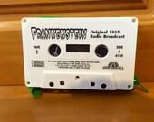 Frankenstein Casette Tape Wallet