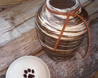 Urn Small Dog Urn Cat Cremation Urn 35 lb Pet