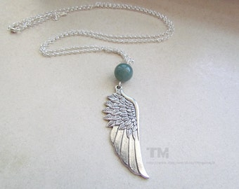 The Maiden Who Travels The Planet – Final Fantasy VII Inspired Necklace