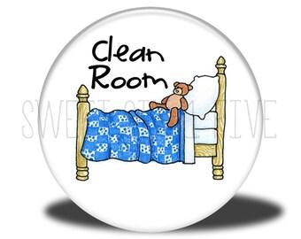 Clean Room - Chore Magnet