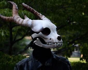 Hellhound Skull Mask