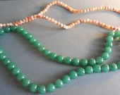 Two Strands Semi-Precious...