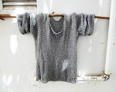 Best selling Crazy prices ony today Women's  hand-knit sweater, loose knit cotton sweater