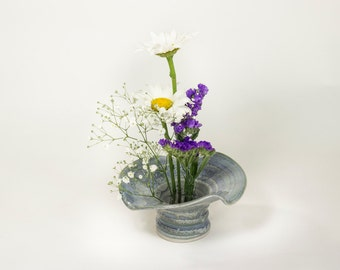 Country Blue Ikebana