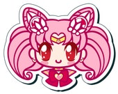 Sailor Chibi Moon 3 inch Vinyl Sticker