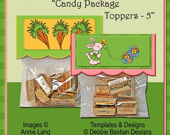 Candy Package Toppers 5 - Digital Download