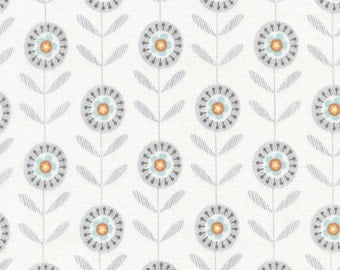 Floral Fabric - 1 Yard Cut - Timeless Treasure Fabric - Cotton fabric - Quilting Fabric