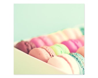 Wall art canvas art, extra large wall art, Laduree, macaron, macarons, macaroons, canvas wall art, large wall art,framed wall art,canvas art
