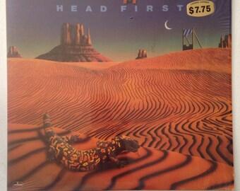 Uriah Heep • Head First • Album • LP • Vinyl • Bronze Records 812 313-1 M-1 • Vintage Vinyl • 1970s Rock • Masterdisk