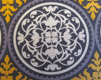 ℳ Avery ll Scroll work Joel Dewberry 100% Cotton 45 Inches Wide FC12768