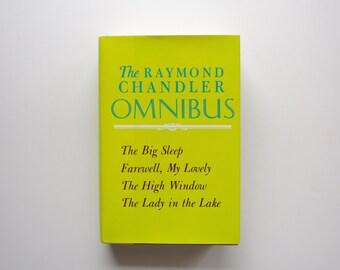 The Raymond Chandler Omnibus - 1969 - 2nd Printing