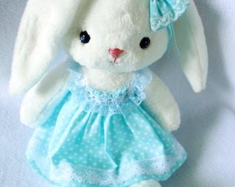 Rabbit bunny Tania soft handmade toy