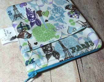 Cloth sanitary pad wet n dry bag by Dimple's Secret Garden