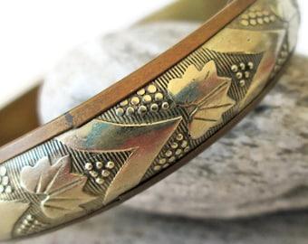 Boho Bangle Bracelet Tribal Hippie Bold Statement  Jewelry