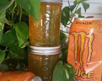 Orange Energy Drink Jelly