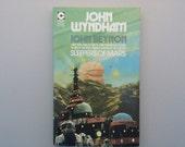 John Wyndham-Sleeper of Mars Vintage paperback science fiction book / retro Sci-fi / cult science fiction / Retro book / Space