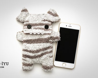 Fluffy Cellphone Case - Safari Tigerfella LIMITED EDITION - Various Sizes
