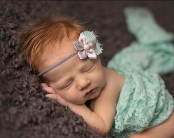 Baby Wrap Photography Prop // Swaddle Wrap Photo Prop // Swaddle Blanket Photo Prop // Newborn Wrap Photography Prop // Swaddling Blanket