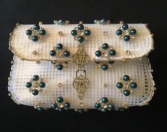 Jeweled Evening Clutch #4