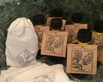 Beard oil made from Ancient oils