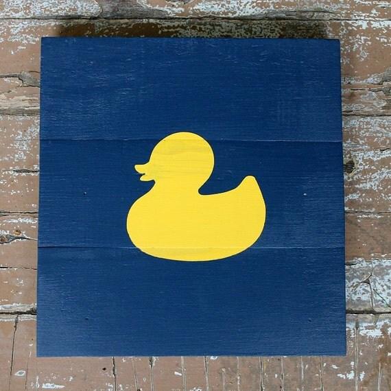 Rubber duck silhouette clip art