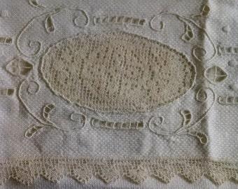 Vintage Guest Towel/ Hand Towel/ Tea Towel