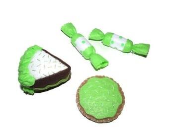 Cat Toy - Catnip Toys - catnip cake - catnip candy - Catnip Cookie - Set Of 4