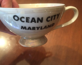 Ocean city Maryland collectible cup