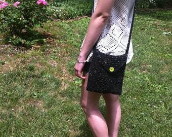 Crochet Cross-body Bags