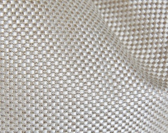 Sale - Designer Metallic Pillow Cover - Silver Neutral Pillow - Graphic Pillow Cover - Ivory Metallic Pillow Cover - Clark & Clark Pillow