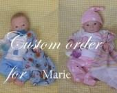 Custom order for Marie ONLY