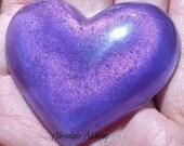 Nebula Heart Pendant
