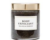 Coffee & Mint Body Exfoliant