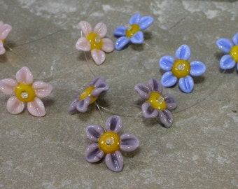 Blossom Beads sets of 3