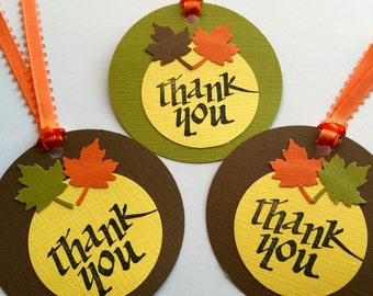 Thanksgiving Thank you TAGS