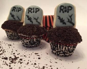 24 mini cupcakes. Custom mini cupcake order. Custom birthday order. Dessert.