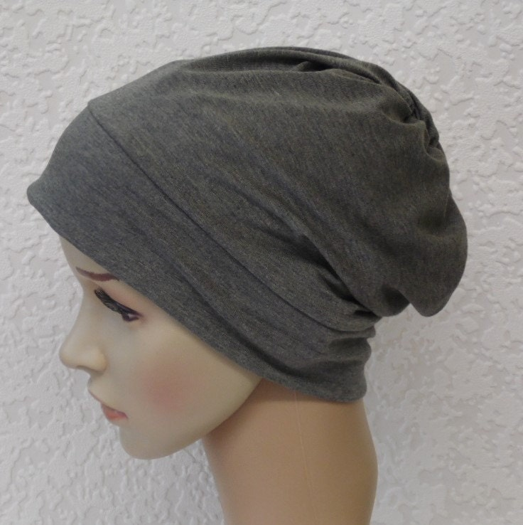 Women's Chemo Beanie Hat For Short Hair Chemotherapy