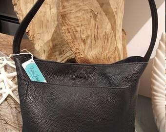 Molly Black Shoulder Bag