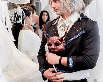 Goblin King Coat, Jareth Labyrinth Coat, Labyrinth Costume, Labyrinth Cosplay