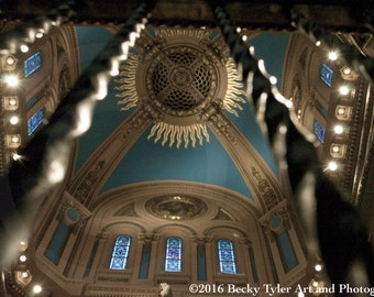 The Basilica of St. Mary, Minneapolis,  Fine Art Photo Print