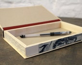 """Hollow Book Treasure Box Sherlock """"Art"""". Handmade, recycled from discarded book covers."""