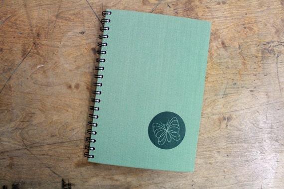 "Spiral Notebook Tartuensis College ""Butterfly"""