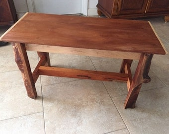 Cherry Table with branch legs
